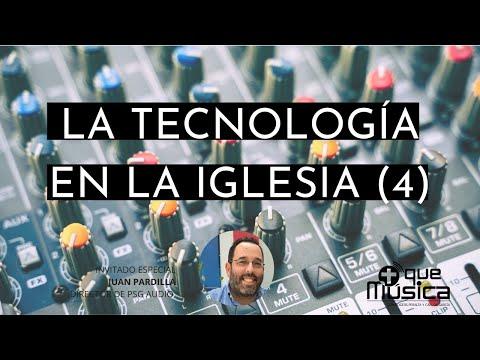 La Tecnología en la iglesia 4